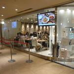 丸の内 タニタ食堂 - 国際ビル地下1階レストラン街 ファサード