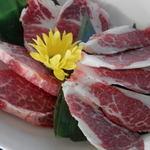 焼肉リゾート・Lau-Lau - 特選 イベリコ豚セジョータ2点盛り