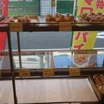 つっちゃまのあんぱん - パンコーナー②