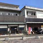 桃太郎茶屋 - 店の外観