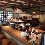 桃太郎茶屋 - 店内