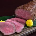 ひゃくいちや - 料理写真:ローストビーフ