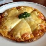 ピッツァ・チーズ料理の店 美砂家 - ホリデーランチで選べるピッツァ