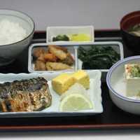 大名やぶれかぶれ - 焼き魚定食 680円