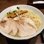 ニシキ イワモト・マツヤマ・ラーメンバー - つけSoba  麺