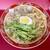 中華そば・冷麺 呉龍 - 冷麺 大 ワンタン入り