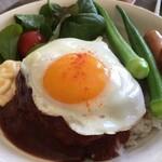 ミチクサcafe汽水舎 - 料理写真: