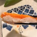 鱒の寿し まつ川 - 鱒の寿し まつ川@富山 鱒の寿し 一段重ね ピックアップ
