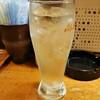 串太郎 - ドリンク写真:レモンチューハイ