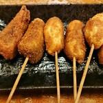 串太郎 - カボチャ・じゃがいも等野菜
