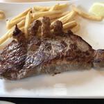 とんかつビストロ 肉のマルコウ - 牛肩ロースステーキ♡