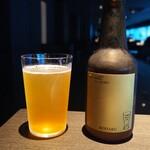 Vegan Ramen UZU KYOTO - GORA breweryのクラフトビール