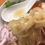 134794759 - 麺リフト,ブレた(^◇^;)