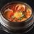 韓国料理三多島 - 料理写真:スンドゥブチゲ