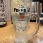 134797696 - 生レモンサワー 390円。