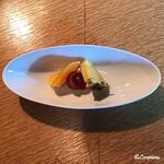 BOUCHON礼 - オレンジ,ブドウ,パイン