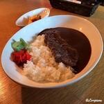 BOUCHON礼 - ビーフカレー&フルーツ
