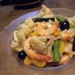 アフターグロウ - 五色のサラダ