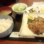 13480239 - ランチ定食 豚味噌焼き