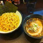 らーめん ほしの - 【特製つけ麺…900円】◎2012/5