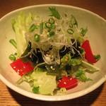 鳳雛 - サラダ
