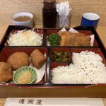 蓬莱屋 - 東京物語御膳。