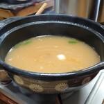 134801095 - わさびスープ