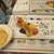 ファヴール パーラー - 料理写真:ワンプレート+ポテチ