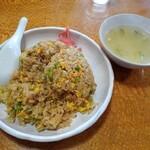 めん喰い屋 - 料理写真:炒飯