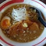 麺部屋 綱取物語 - 料理写真:綱取味噌(830円)