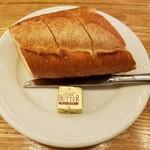 Tsubameguriru - パン