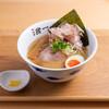 麺屋 猪一 - 料理写真:出汁そば(白)