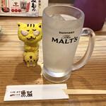 134807734 - レモンチューハイ330円(税別)