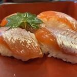 お食事処 寿 - チップ寿司