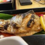 お食事処 寿 - チップ焼き