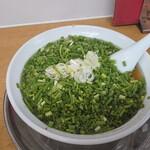 ラーメン太七 - 青ねぎラーメン(醤油)