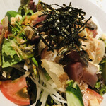 134816466 - 特製 花菜サラダ