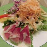 ochanomizuogawaken - サラダ