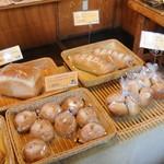 郷のパン工房 GLANz Mut そばの実カフェ -