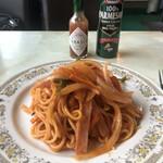 ロマンス - 料理写真:ナポリタン