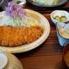 とんかつしょうざん - 料理写真:ロースカツ定食定食