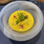 ル クーリュズ - カボチャのスープ