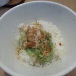 拉麺 イチバノナカ - 飯割