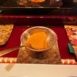134825385 - 生カラスミはお代わりしちゃいました。日本酒に合う絶品。