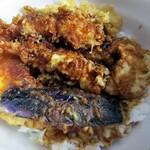 天ぷら ひさご - 天丼、天ぷら感