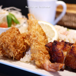 やまぶきの里レストラン 宇野屋 - 料理写真:ピラフオリエント 810円