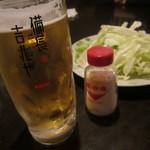 13483607 - 生ビールでカンパイ~