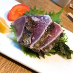 Tossajikurassan - カツオのわら焼き