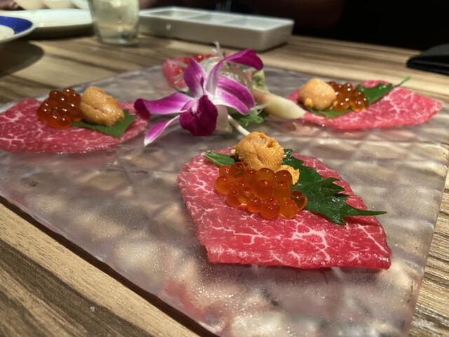 焼肉ますお 新宿本店の料理の写真