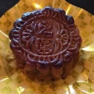 《茗圃》謹製「中秋の月餅」